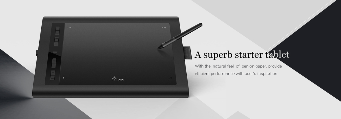 Ugee Tablet - Ugee Drawing Tablet - Official Ugee Graphics